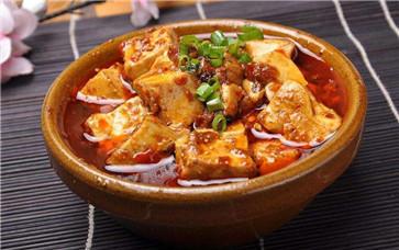 麻婆豆腐菜品特色