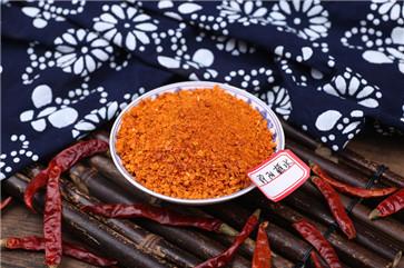辣椒调料辣椒面(蘸水料)