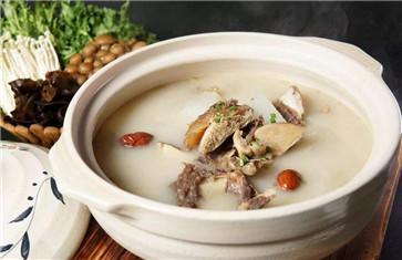 牛骨高汤的熬制方法