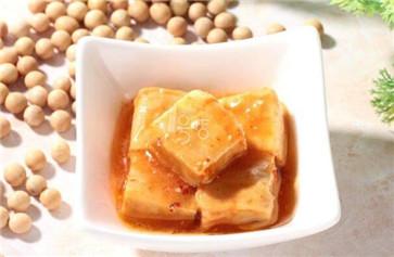 调味品豆腐乳图片