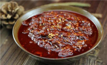 调味品辣椒酱图片